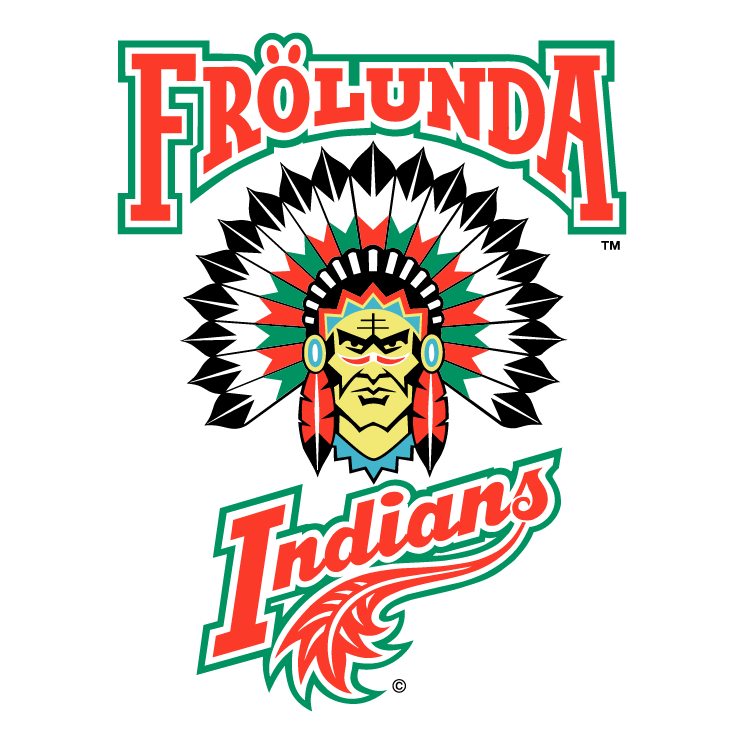 free vector Frolunda indians