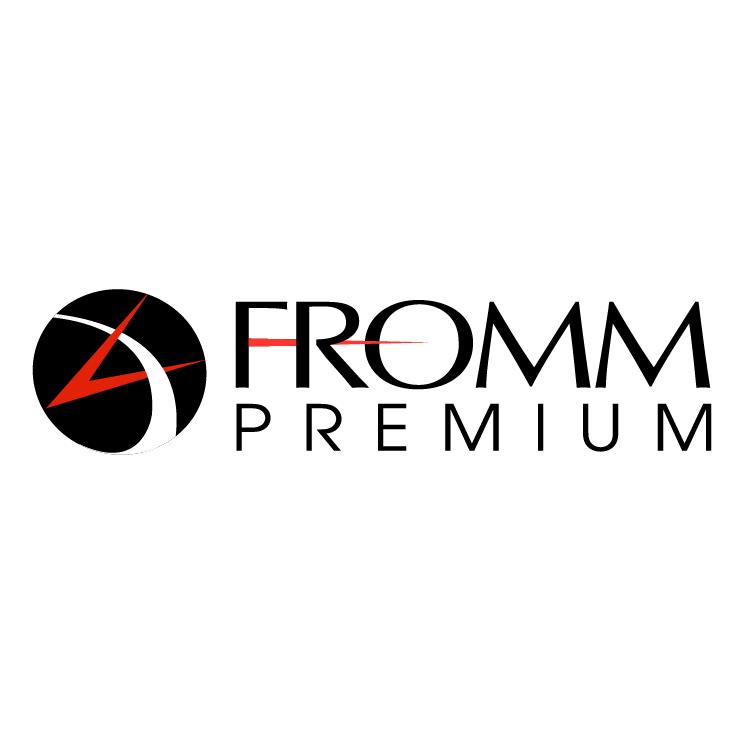 free vector Fromm premium