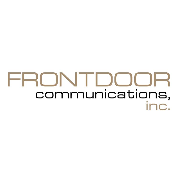 free vector Frontdoor communications