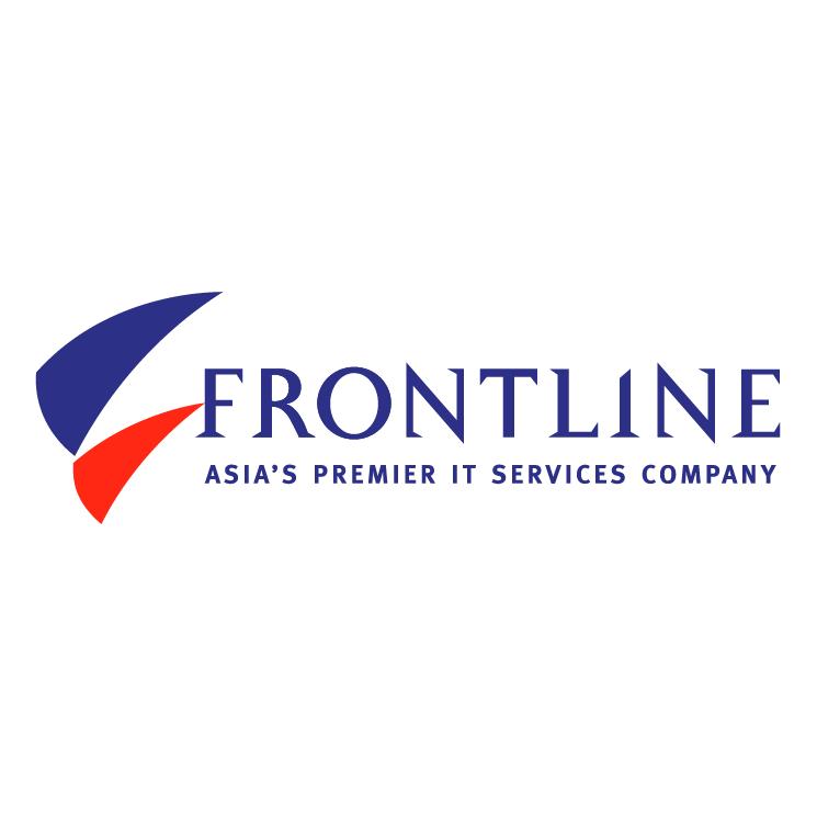 free vector Frontline technologies corporation