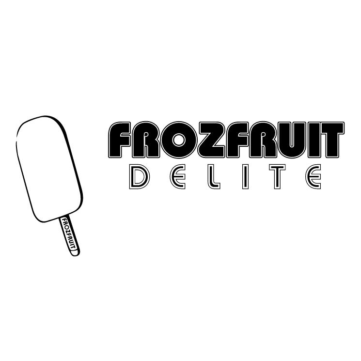 free vector Frozfruit delite
