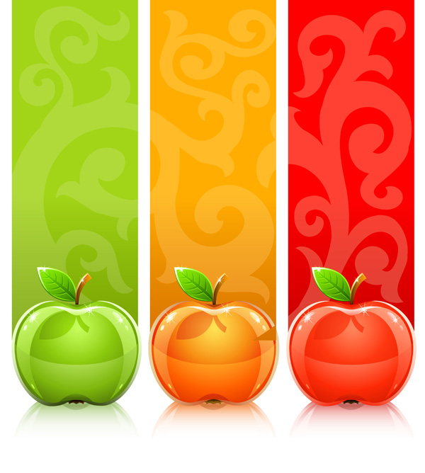 free vector Fruit and graphics vector