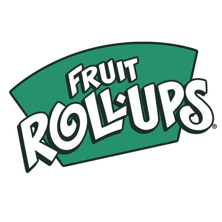 free vector Fruit roll ups