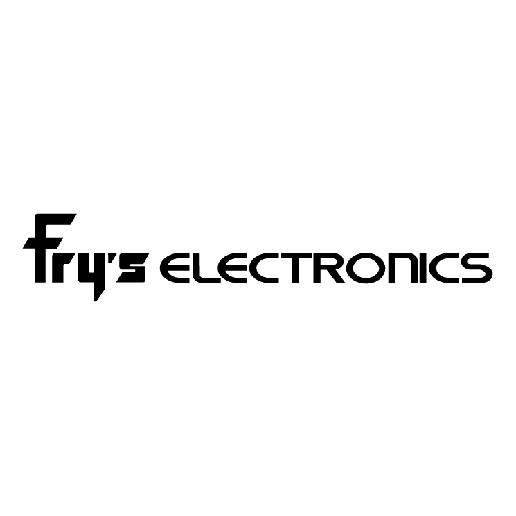 free vector Frys electronics 2