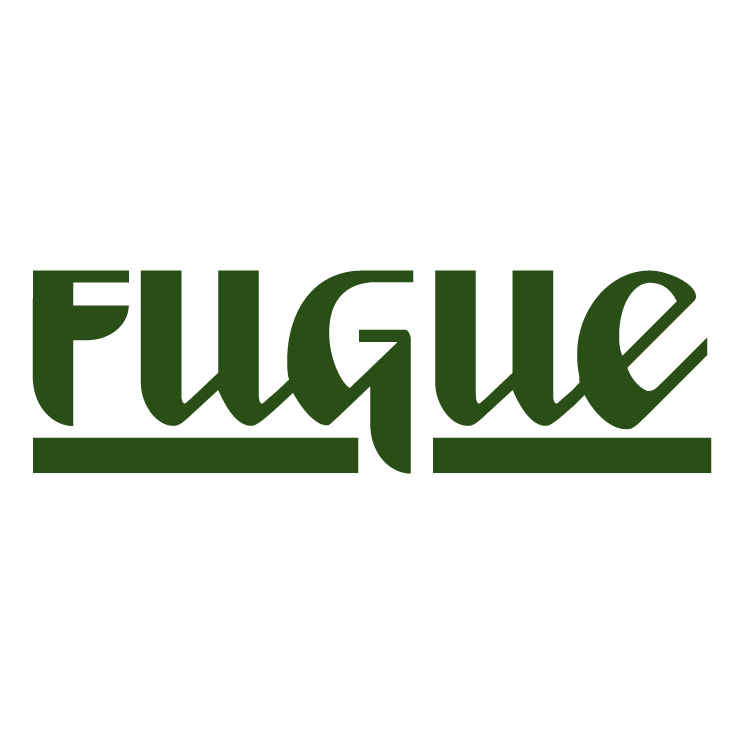 free vector Fugue magazine