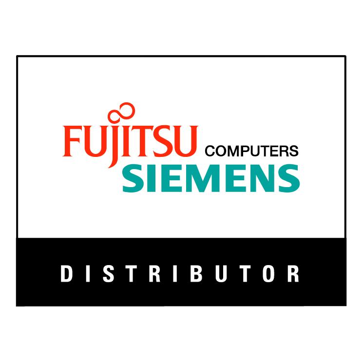 free vector Fujitsu siemens computers 12