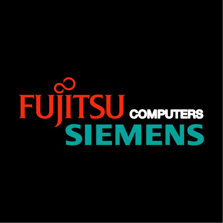 free vector Fujitsu siemens computers 2