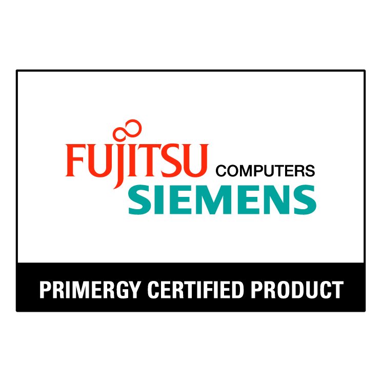 free vector Fujitsu siemens computers 3