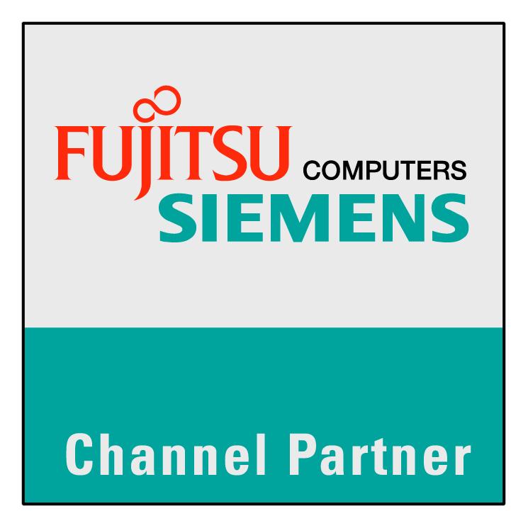 free vector Fujitsu siemens computers 8