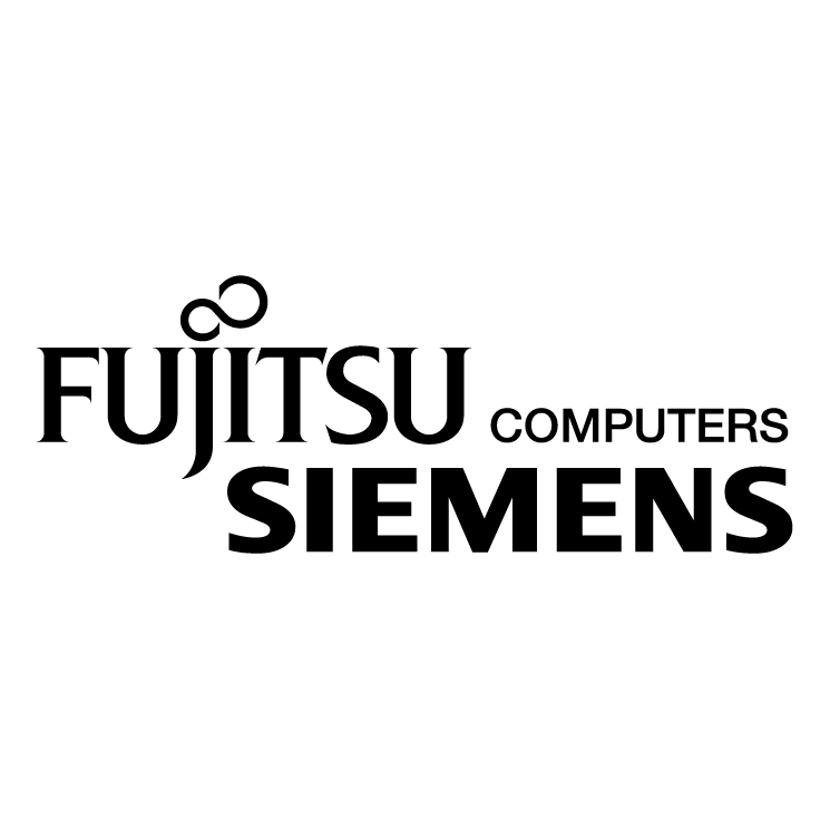 free vector Fujitsu siemens computers