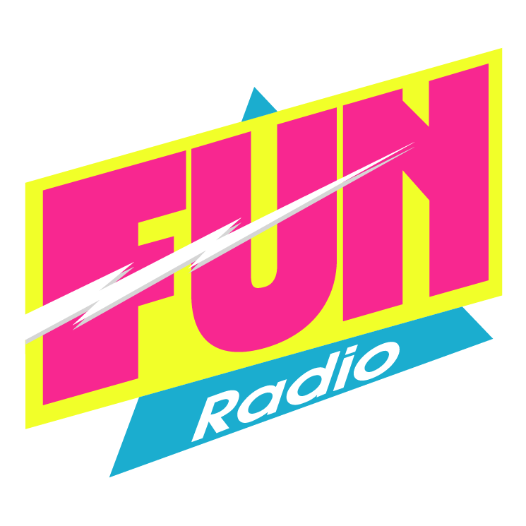 free vector Fun radio 1