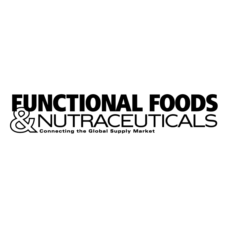 free vector Functional foods and nutraceuticals