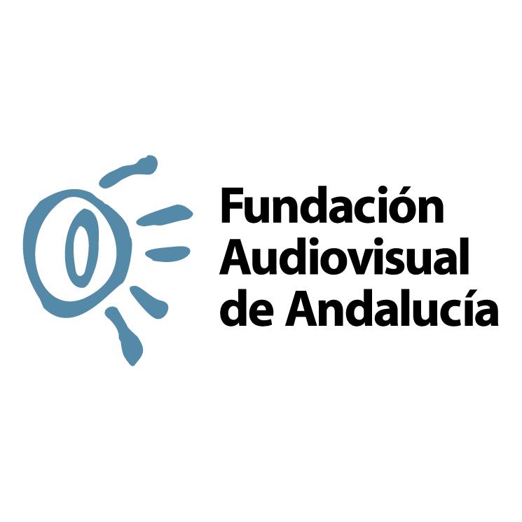 free vector Fundacion audiovisual de andalucia