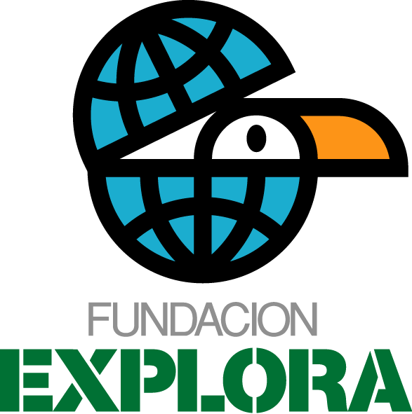 free vector Fundacion explora