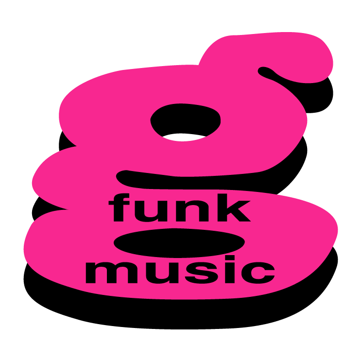 Music Records Logo Funk Music Records Free Vector