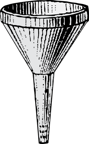 free vector Funnel clip art