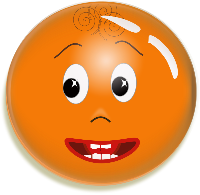 free vector Funny Face