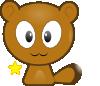 free vector Funnycat clip art