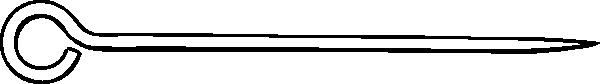 free vector Furnace Slice Bar clip art