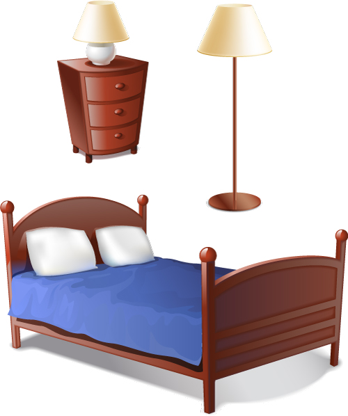 free vector Furniture 02 vector