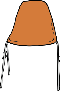 free vector Furniture Chair clip art