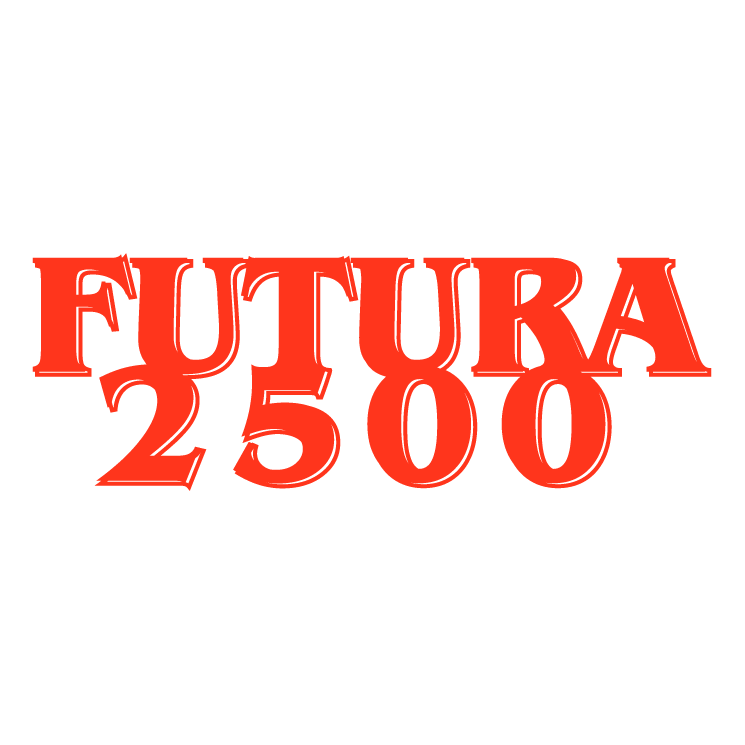 free vector Futura 2500