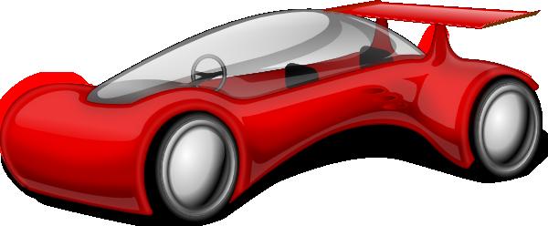 free vector Future Car clip art