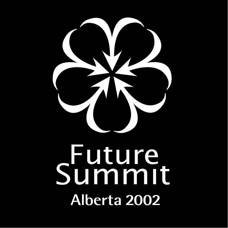 free vector Future summit 0