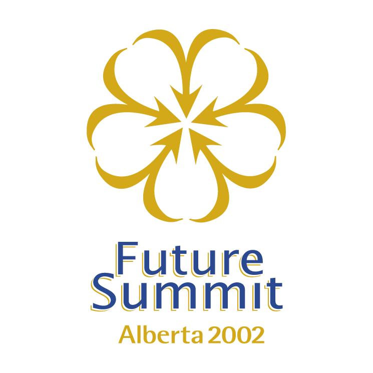 free vector Future summit