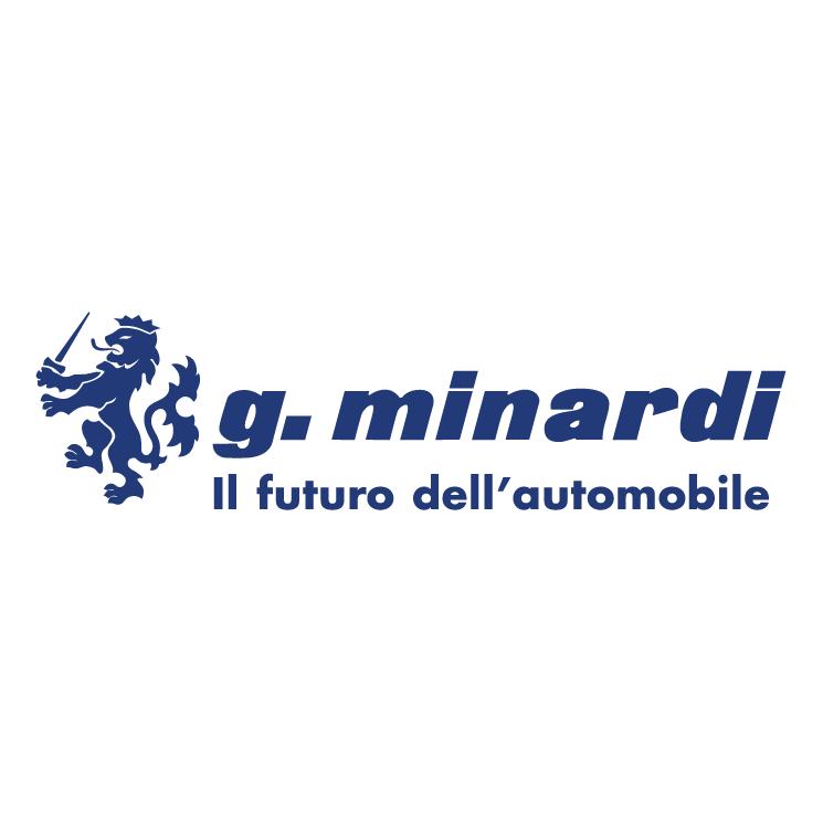 free vector G minardi