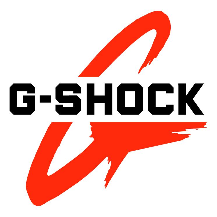 free vector G shock