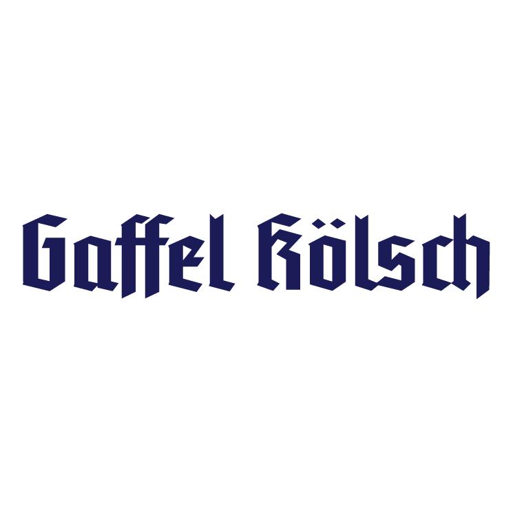 free vector Gaffel koelsch 1