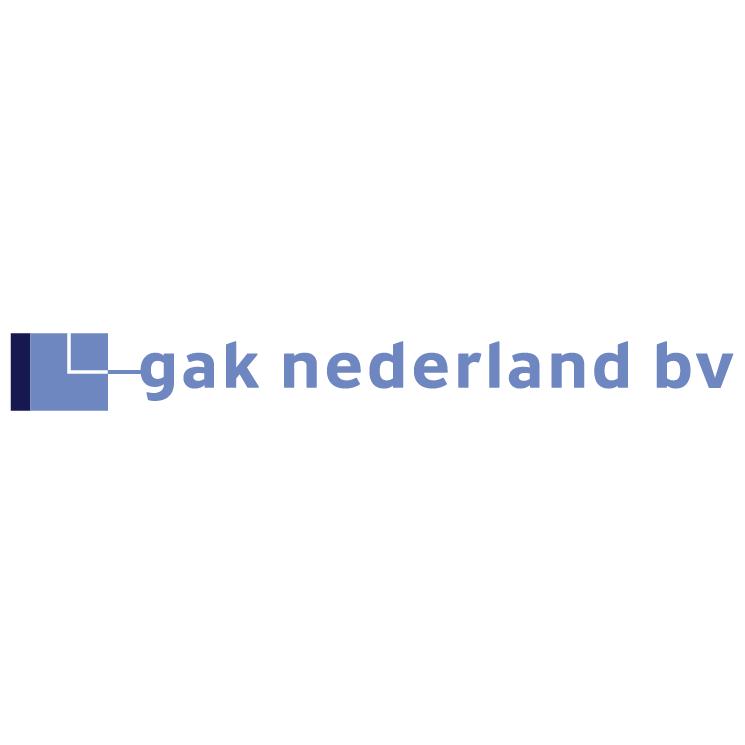 free vector Gak nederland bv