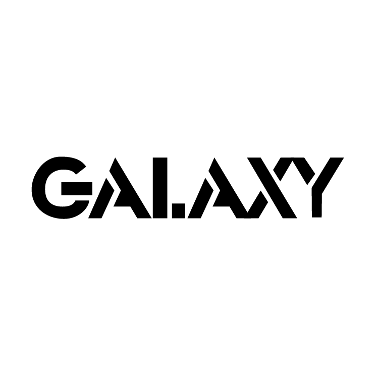 free vector Galaxy technology