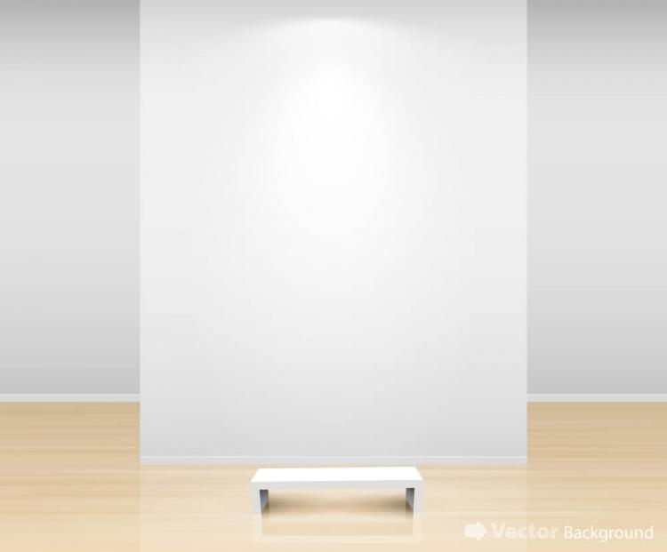 free vector Gallery display background 16 vector