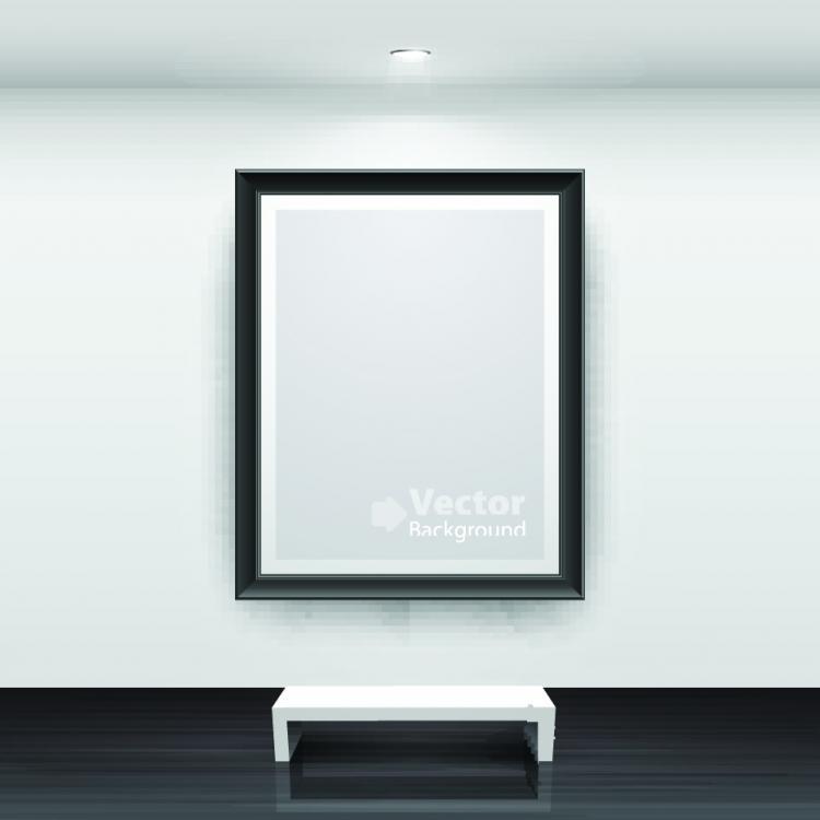free vector Gallery of publicity box 05 vector