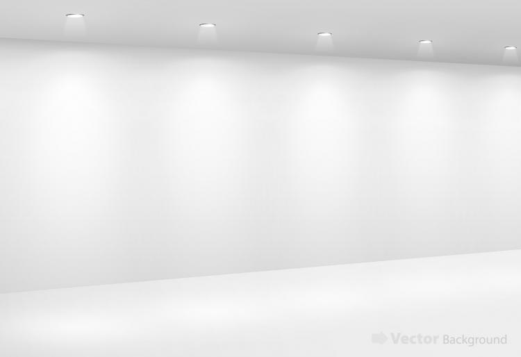 free vector Gallery show background 09 vector