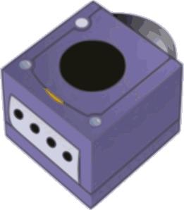 free vector Gamecube clip art