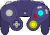 free vector Gamecube Gamepad clip art
