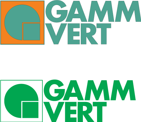 free vector Gamm Vert logos