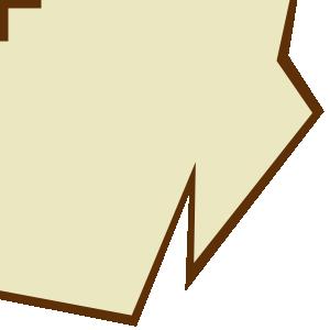 free vector Gamr Map Border Paper clip art