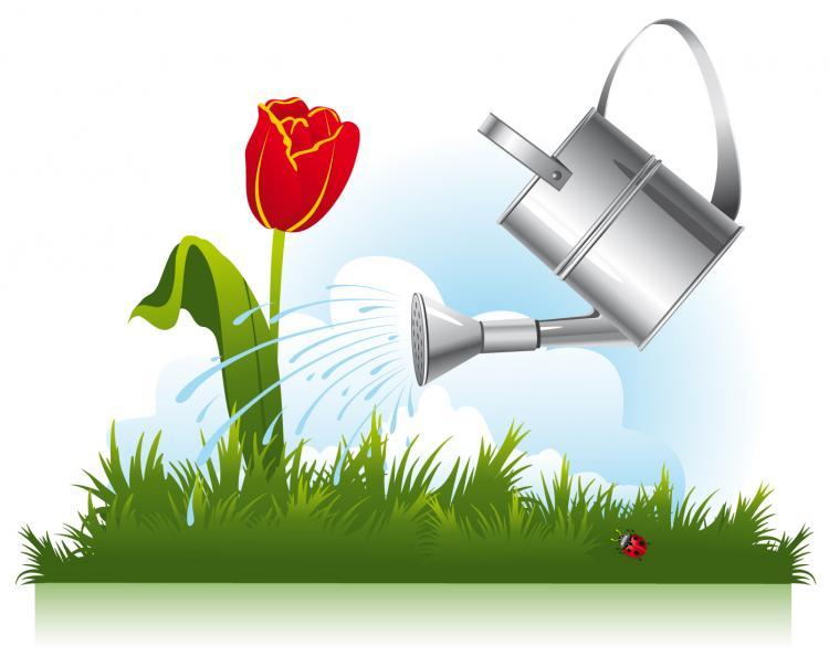 free vector Gardening theme 02 vector