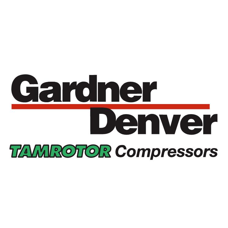 free vector Gardner denver 0