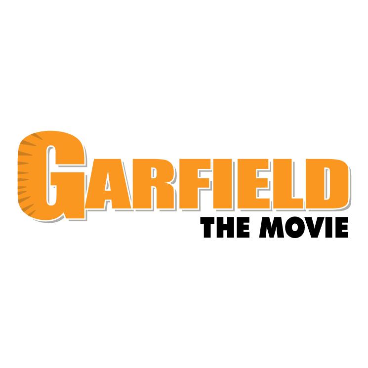 free vector Garfield 1