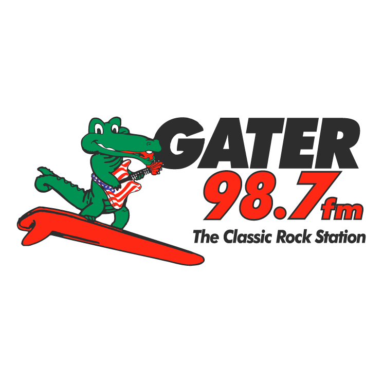 free vector Gater 987 fm