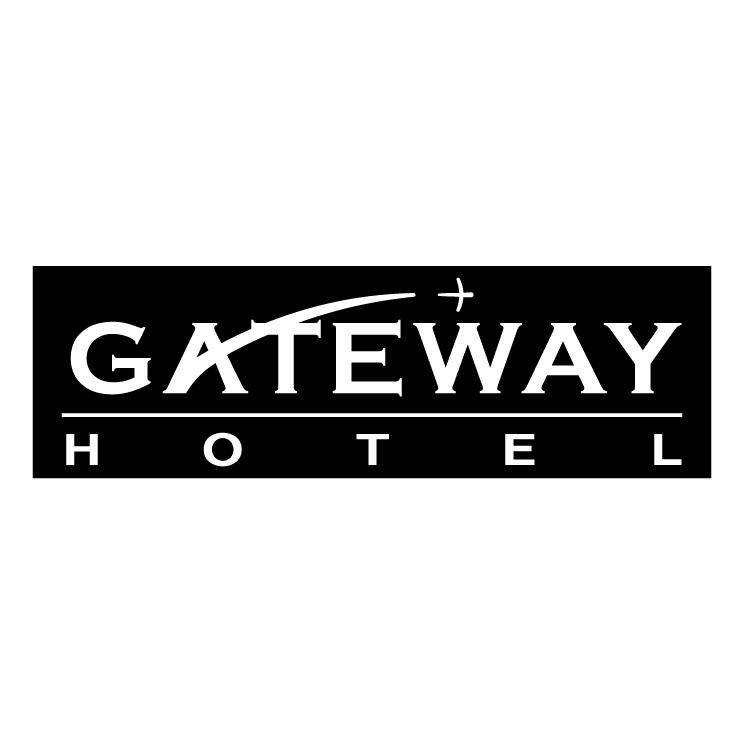 free vector Gateway hotel
