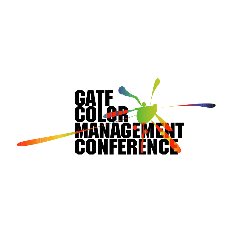 free vector Gatf color management conference