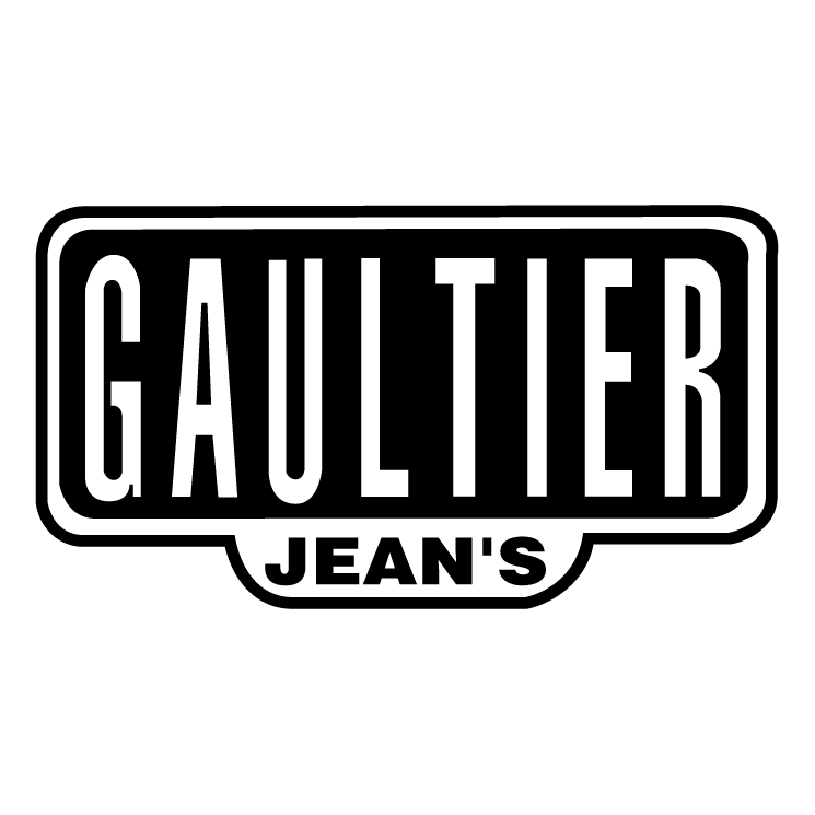 free vector Gaultier jeans