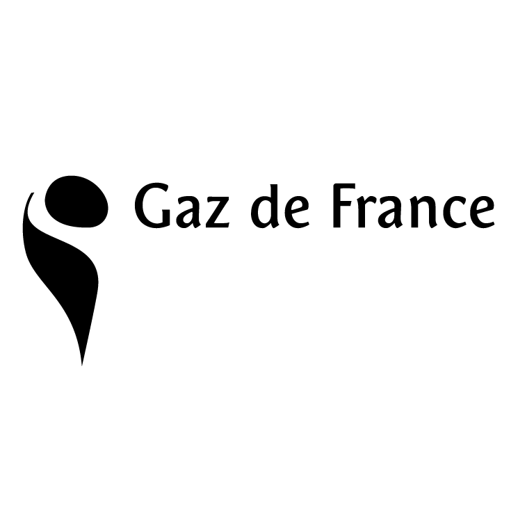 gaz de france  57591  free eps  svg download    4 vector