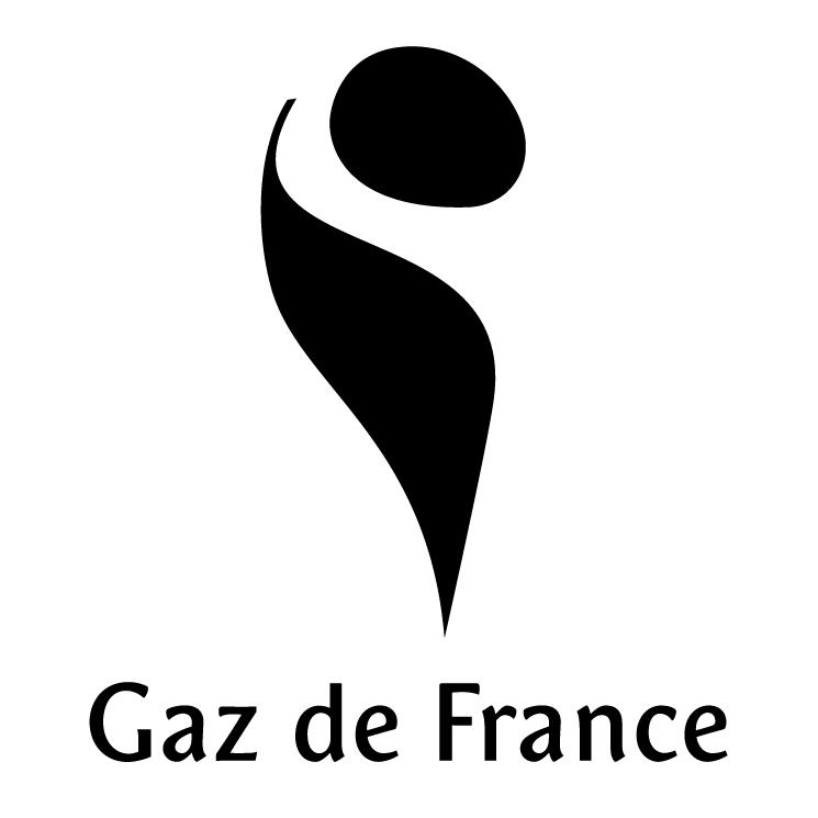 free vector Gaz de france 2